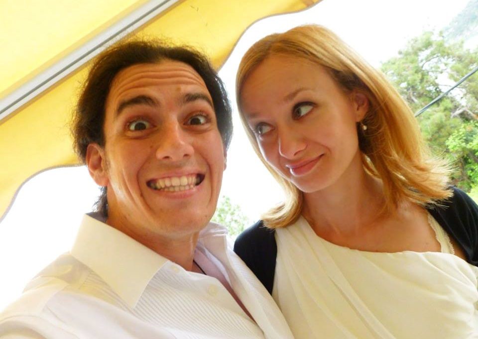 Zdjęcie tuż po ślubie - dziś…