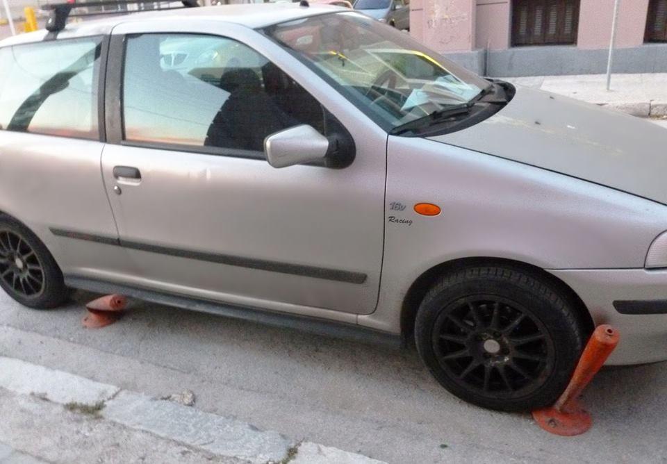 Styl parkowania: bezstresowy :P